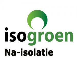 Het logo van Isogroen