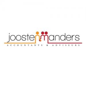 Het logo van Joosten & Manders