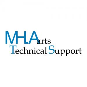 Het logo van M.H. Aarts